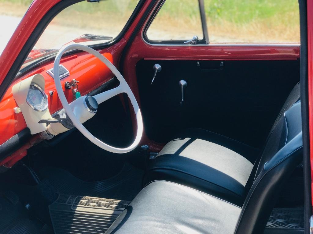 1971 Fiat 500 F For Sale (picture 4 of 6)