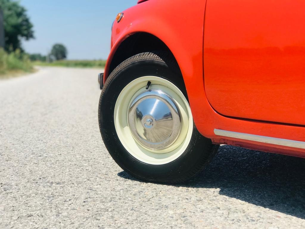 1971 Fiat 500 F For Sale (picture 6 of 6)