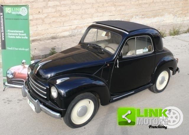 1954 Fiat Topolino C Berlinetta For Sale (picture 2 of 6)