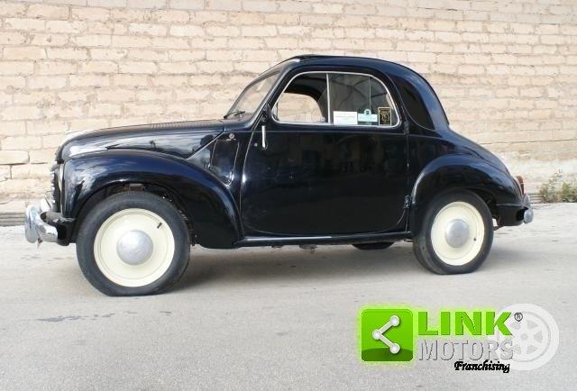 1954 Fiat Topolino C Berlinetta For Sale (picture 3 of 6)