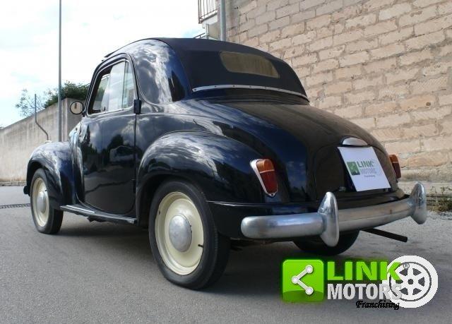 1954 Fiat Topolino C Berlinetta For Sale (picture 4 of 6)