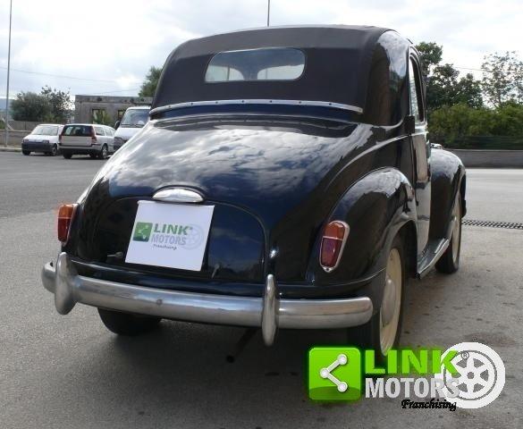 1954 Fiat Topolino C Berlinetta For Sale (picture 5 of 6)