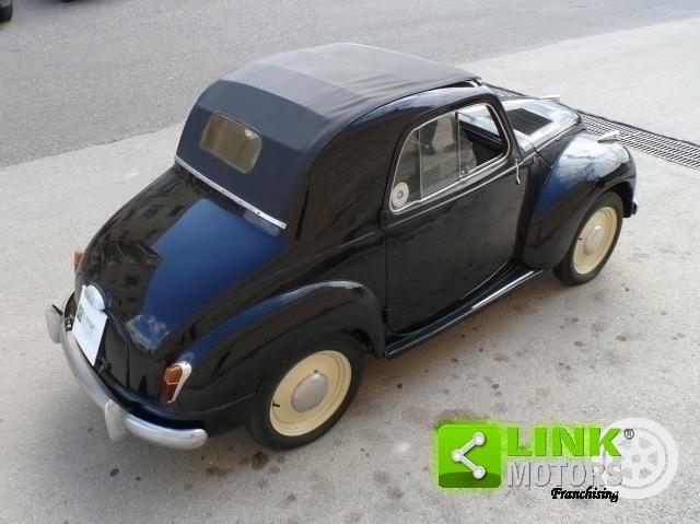 1954 Fiat Topolino C Berlinetta For Sale (picture 6 of 6)