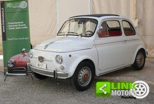 1965 Fiat 500 GIANNINI TV Unico Proprietario For Sale