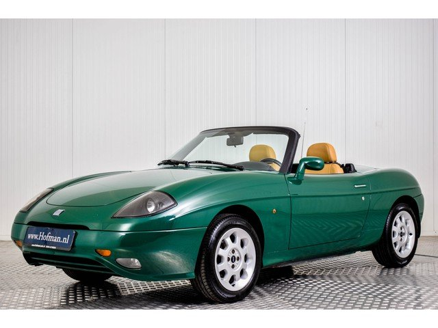 1998 Fiat barchetta Limited Edition  For Sale (picture 1 of 6)