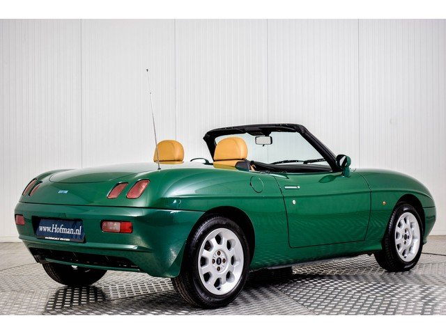 1998 Fiat barchetta Limited Edition  For Sale (picture 2 of 6)