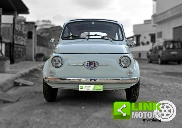 Fiat 500 GIANNINI TV DEL 1968 COMPLETAMENTE RESTAURATA DOC  For Sale (picture 2 of 6)