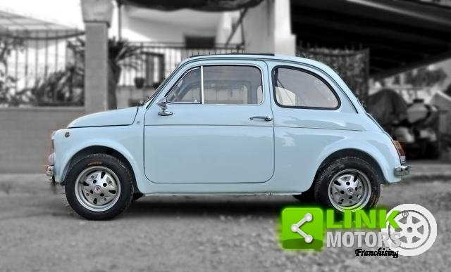 Fiat 500 GIANNINI TV DEL 1968 COMPLETAMENTE RESTAURATA DOC  For Sale (picture 3 of 6)