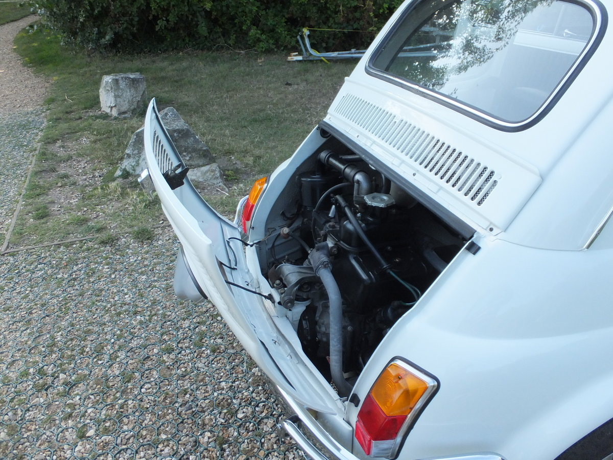 1973 Classic Fiat 500 Lusso For Sale (picture 5 of 6)