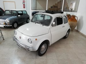 1972 Fiat 500 L – Fully restored For Sale