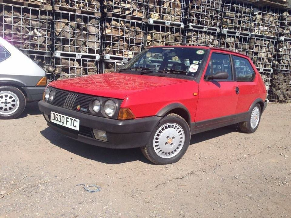 1986 Fiat 130TC Abarth, RHD in good condition For Sale (picture 1 of 6)