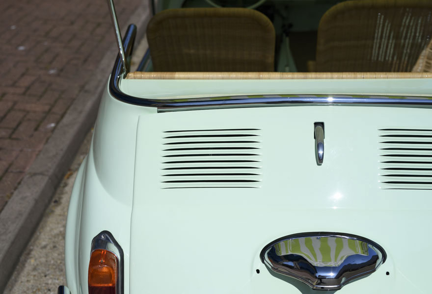 1963 Fiat 500 Jolly For Sale In London (LHD) For Sale (picture 10 of 24)