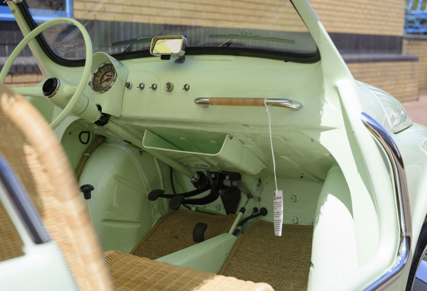 1963 Fiat 500 Jolly For Sale In London (LHD) For Sale (picture 12 of 24)