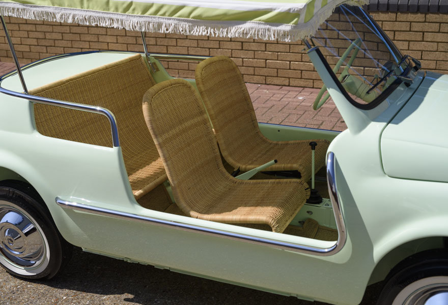 1963 Fiat 500 Jolly For Sale In London (LHD) For Sale (picture 15 of 24)