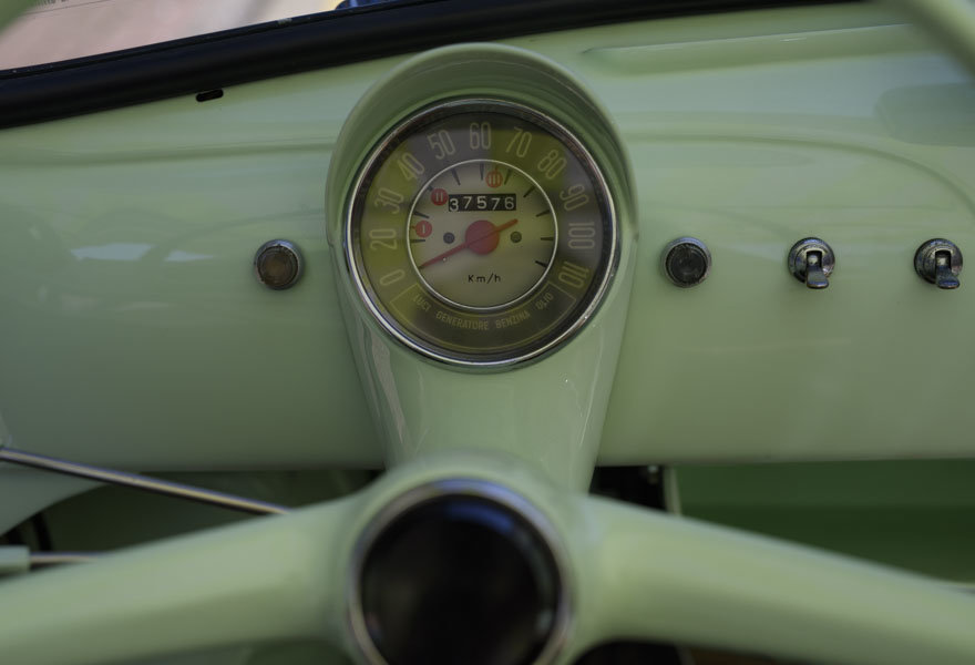 1963 Fiat 500 Jolly For Sale In London (LHD) For Sale (picture 18 of 24)