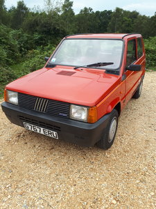 Fiat Panda Dance 900 3 door Hatchback  1990
