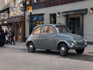 1963 Fiat 500 D trasformabile For Sale