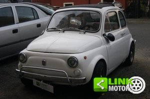 FIAT 500 L DEL 1972 INTERAMENTE RESTAURATA GOMMATA NUOVA PO For Sale