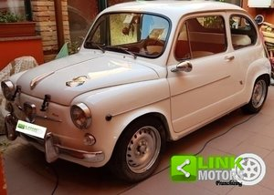 1964 FIAT 600 ELABORATA ABARTH RESTAURO TOTALE For Sale