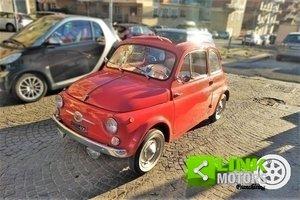 Fiat 500 N - 1959 - Nuova 500 Trasformabile - TargaORO
