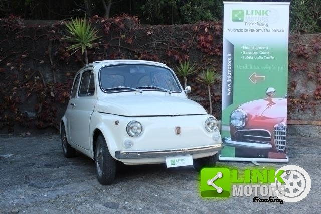 1968 Fiat 500 L For Sale (picture 1 of 6)