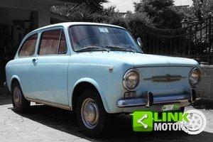 1966 Fiat 850 Berlina, Iscritta ASI, Ottimo stato For Sale