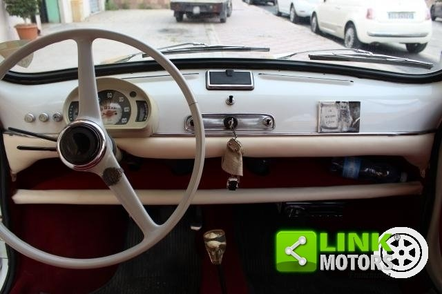 1966 Fiat 600 Tipo 100 D FANALONA For Sale (picture 6 of 6)