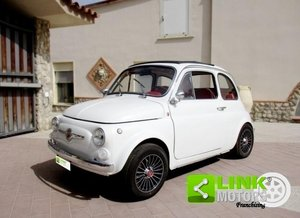 FIAT 500 L 650cc* STILE ABARTH (1969) For Sale