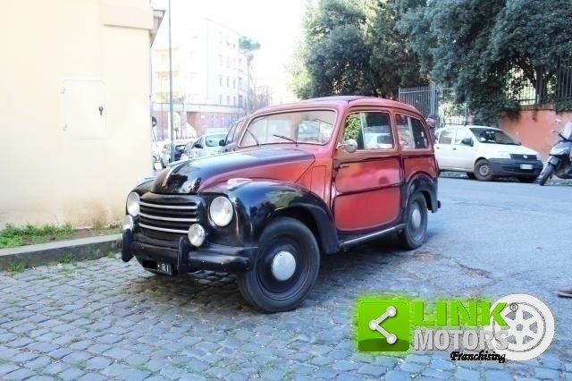 1963 Fiat Topolino C Belvedere For Sale (picture 1 of 6)