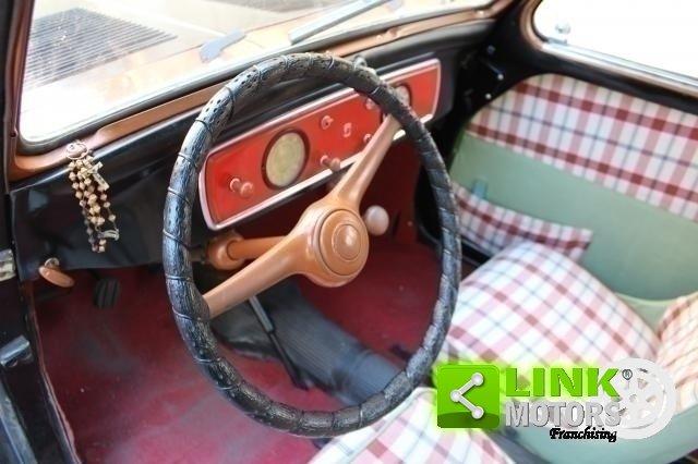 1963 Fiat Topolino C Belvedere For Sale (picture 3 of 6)