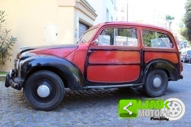 1963 Fiat Topolino C Belvedere For Sale (picture 4 of 6)