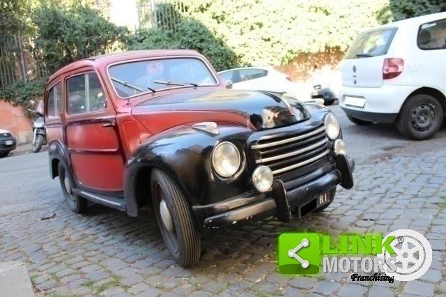 1963 Fiat Topolino C Belvedere For Sale (picture 5 of 6)