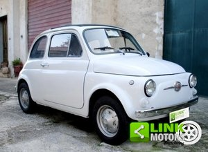 FIAT 500F (1969) RESTAURATA For Sale