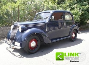 1948 Fiat 1100 C MUSONE ASI For Sale