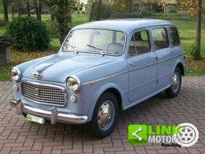 1961 Fiat 1100 Familiare 103 H108 Restauro Completo For Sale