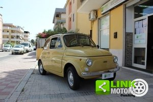 Fiat 500 R Trasformabile 1975 RESTAUTO TOTALE For Sale
