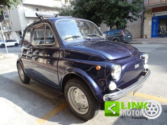 1971 Fiat 500 L 110F berlina For Sale (picture 1 of 6)
