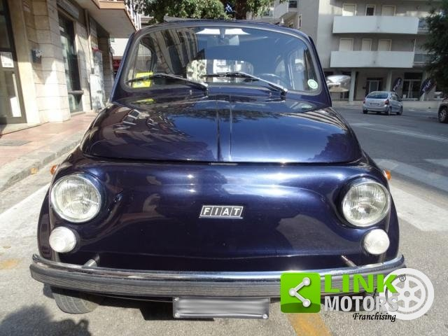 1971 Fiat 500 L 110F berlina For Sale (picture 2 of 6)