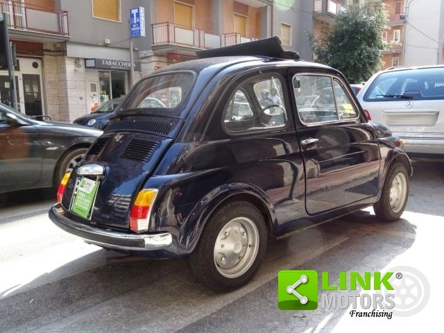 1971 Fiat 500 L 110F berlina For Sale (picture 3 of 6)