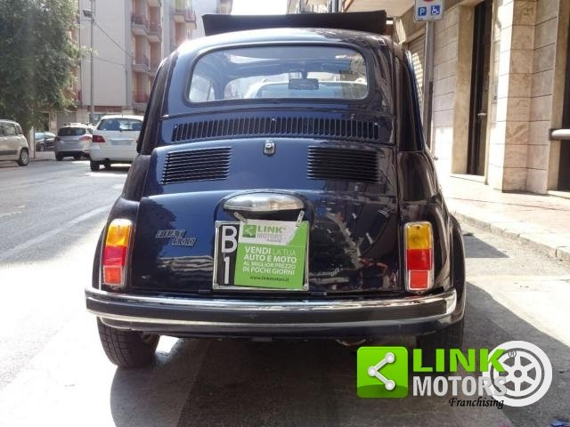 1971 Fiat 500 L 110F berlina For Sale (picture 5 of 6)