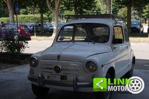 1961 Fiat 600D CC 750 prima serie porte apertura anteriore UNICO For Sale