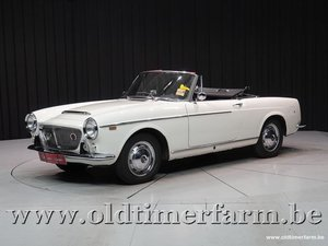 1960 Fiat 1200 Cabriolet '60 For Sale