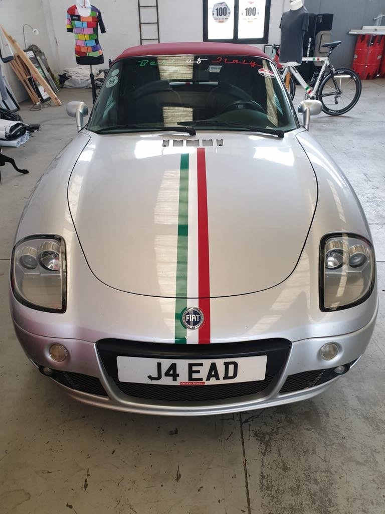 2005 Fiat Barchetta Limited Edition  For Sale (picture 1 of 6)