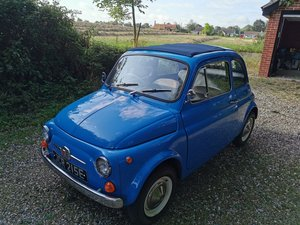 1967 Fiat 500  For Sale