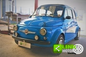 Fiat 500 replica pezzo unico interamente modificato 1972 so For Sale