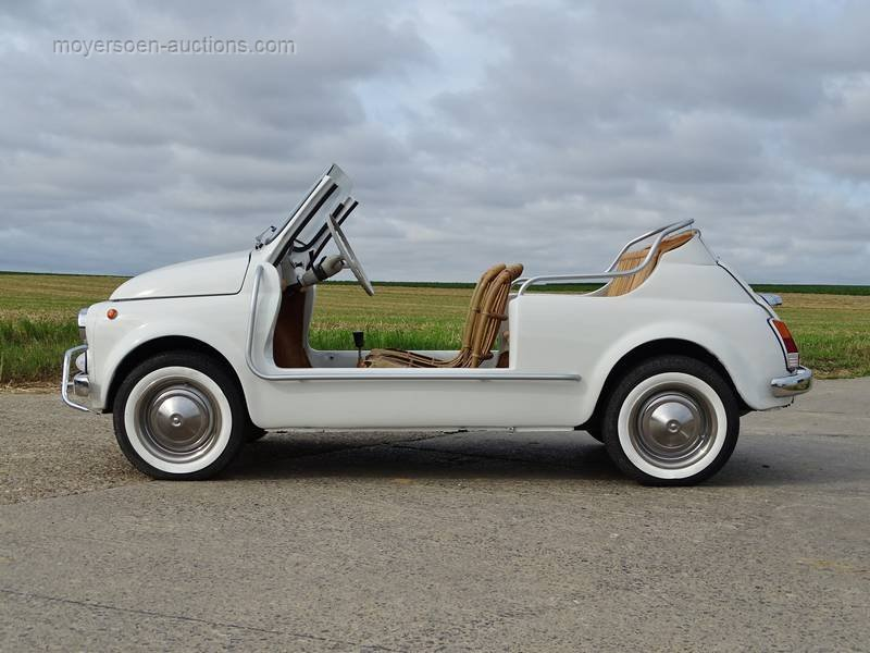 1978 FIAT 500 110F JOLLY For Sale by Auction (picture 2 of 6)