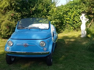 Fiat 500 Beach car 1969 For Sale