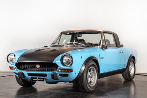 1973 fiat 124 Abarth For Sale