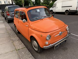 1969 Fiat 500 Giardiniera For Sale
