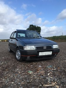 1993 Fiat Uno Turbo MK2 - 5 Door